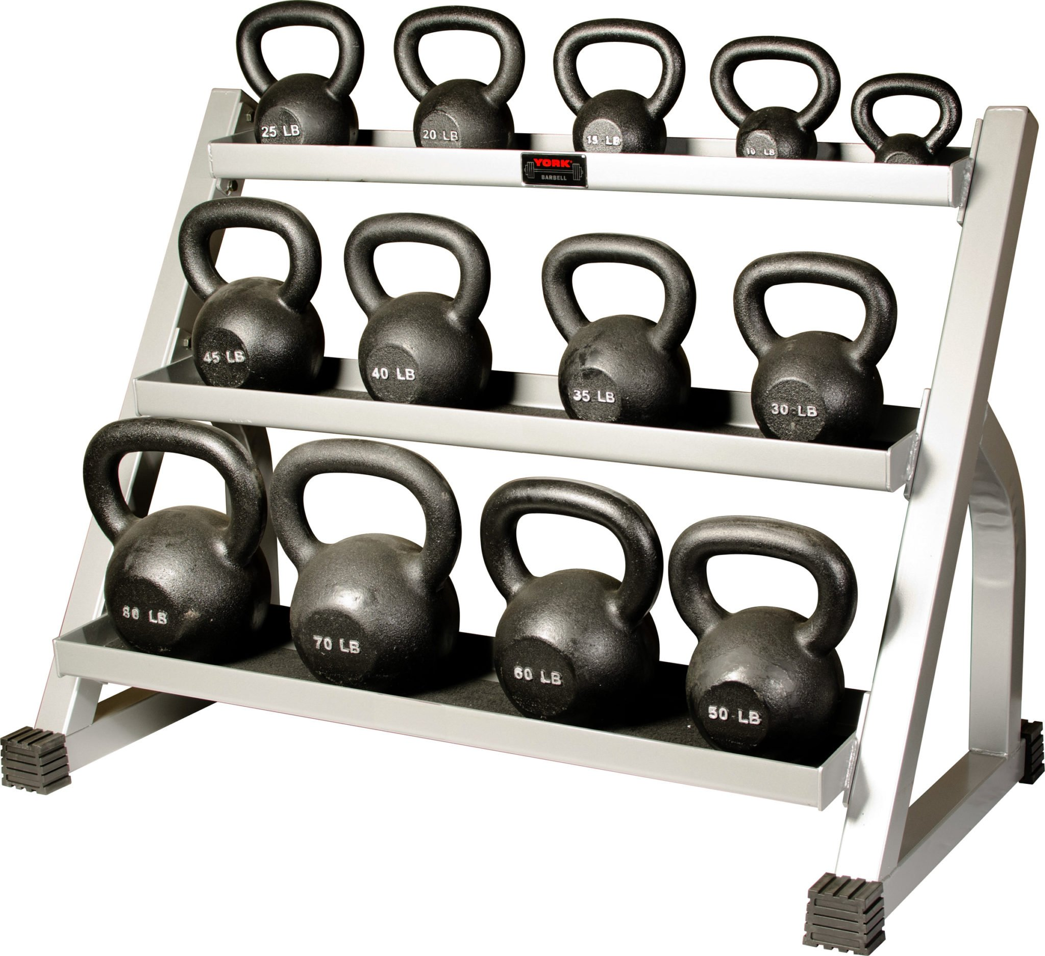 3 Tier Kettlebell Rack: Rae Crowther Co.Rae Crowther Co